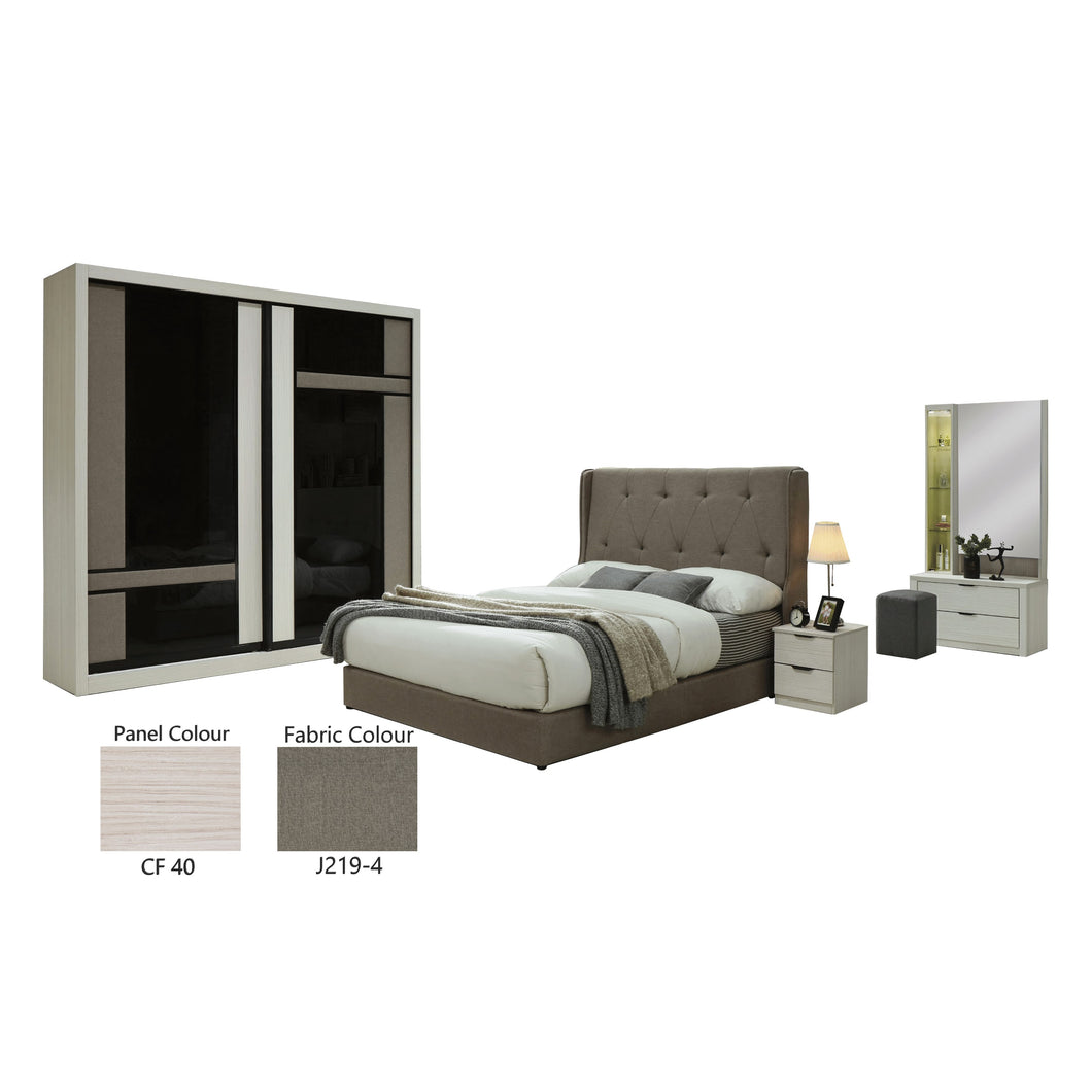 LT-8-03 Bedroom Set - Furniture Outlet Centre