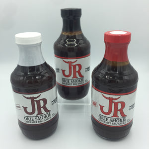JR Okie Smokie - Gourmet BBQ Sauce