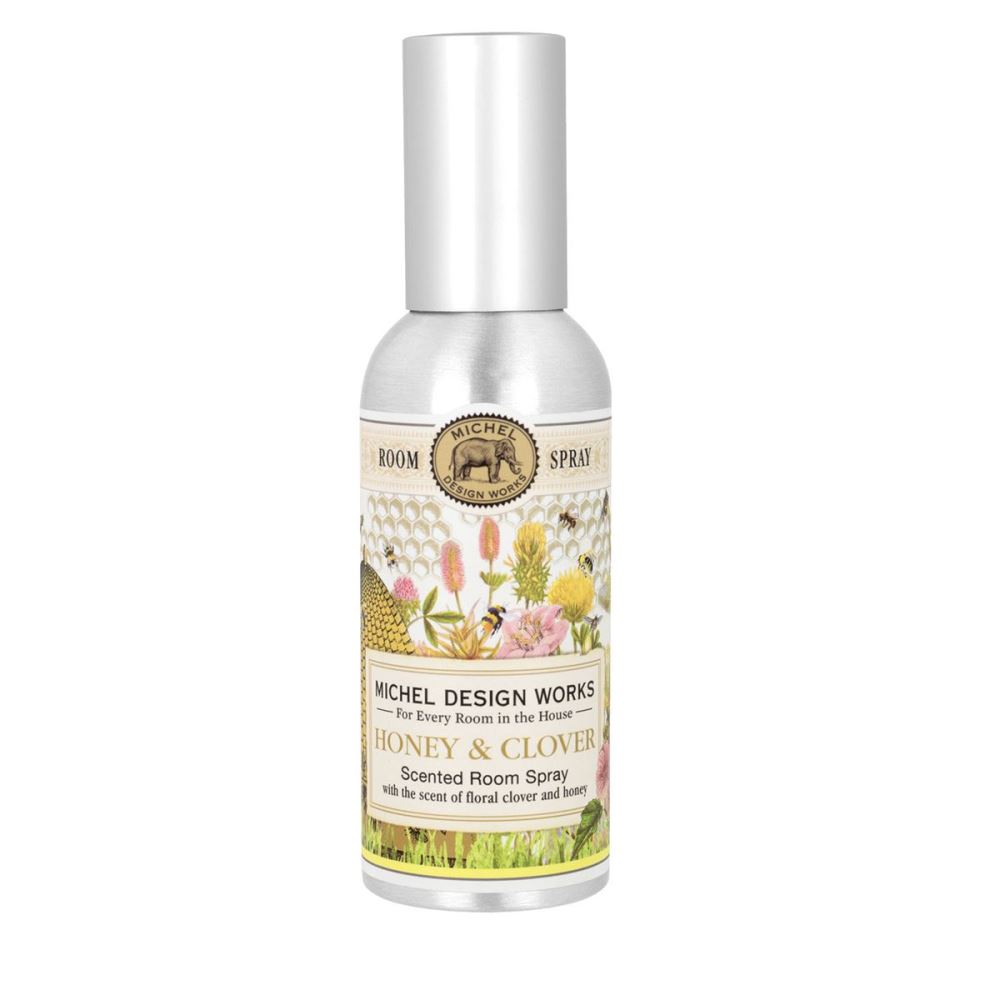 Honey and Clover Scented Room Spray