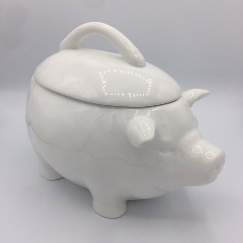 Pig Treat Canister