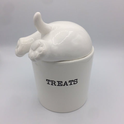 Dogtail Treat Canister