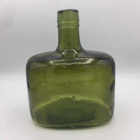 Glass Vase - Green