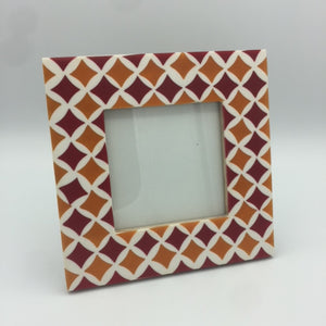 Colorful Pattern Frame