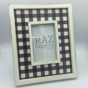 Black and White Pattern 3x5 Frame