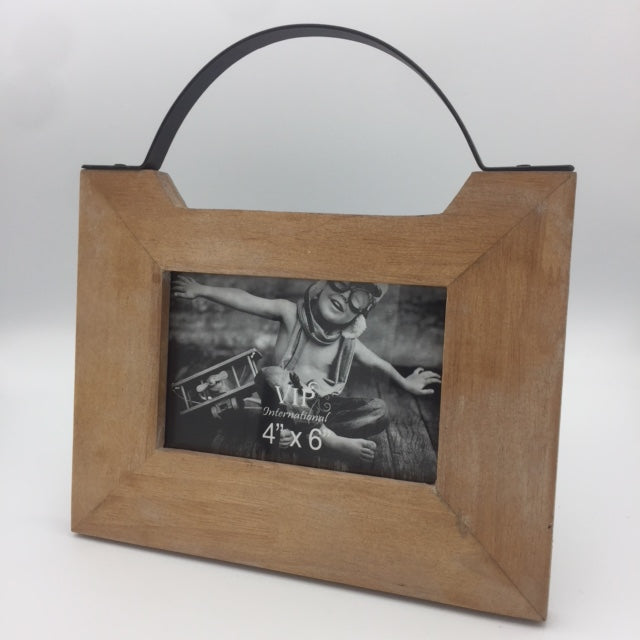 4x6 Wooden Frame with Handle