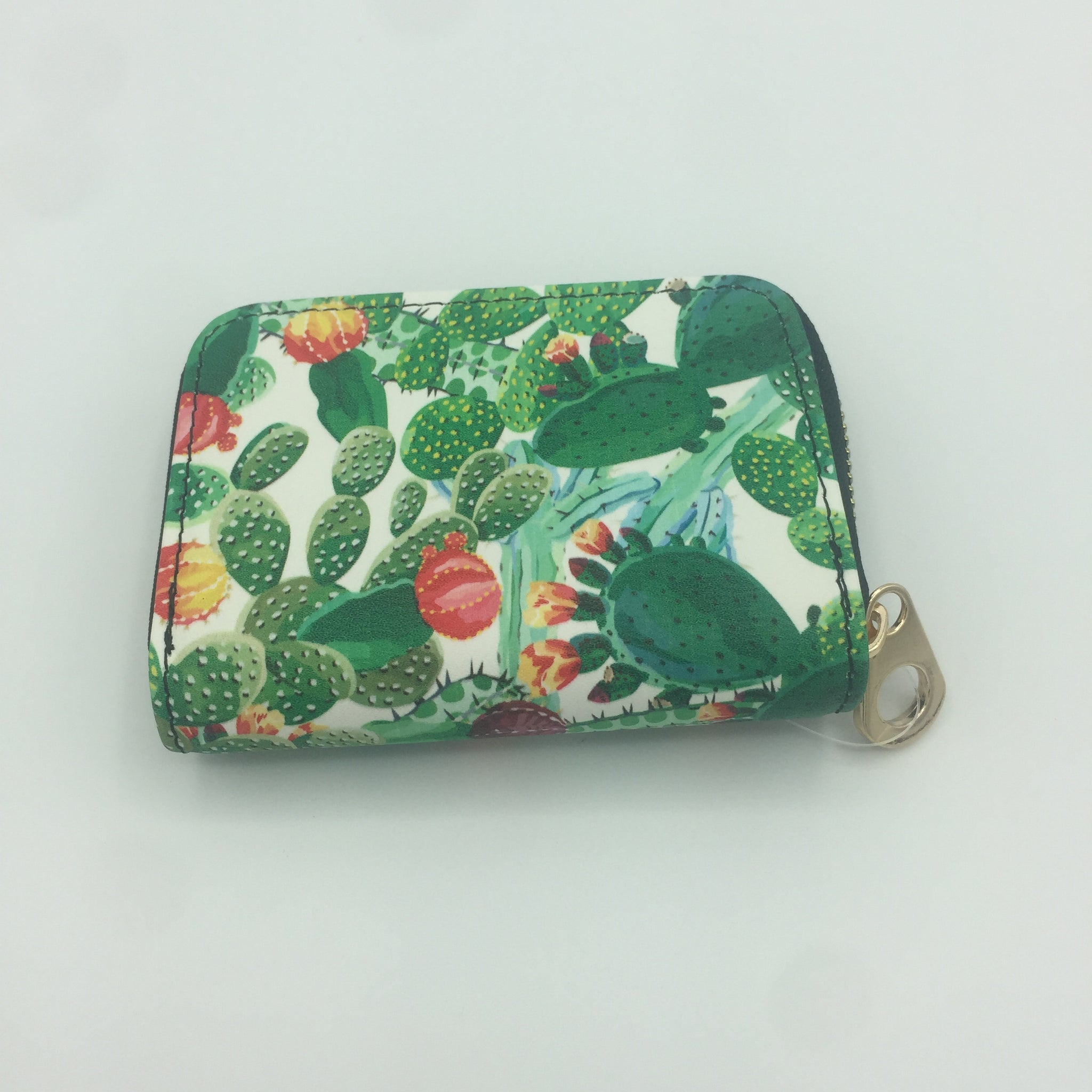Card Holder with Zipper