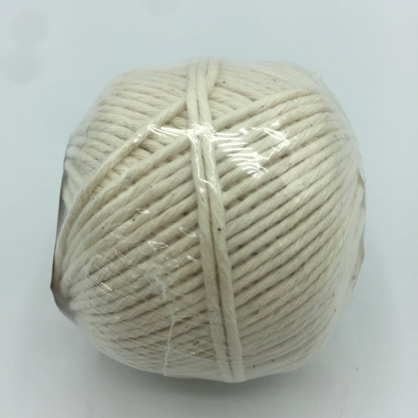 Cooking Twine, 100% Cotton, Biodegradable, Composable, 200 ft