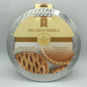 Pie Crust Shield