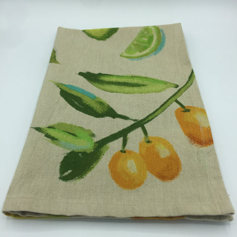 Orange, Lemon & Lime Dish Towel