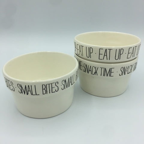 Set of 3 Ramekin Cups