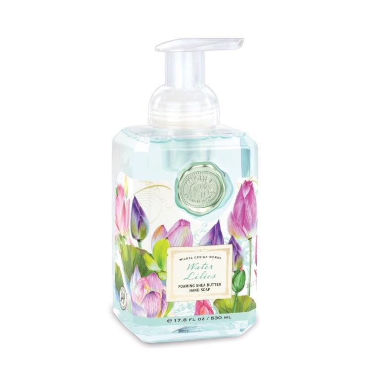 Water Lilies Foaming Hand Soap