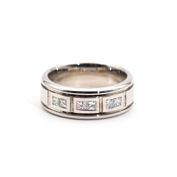 Cameron Diamond Ring Rings Imperial Jewellery - Auctions, Antique, Vintage & Estate