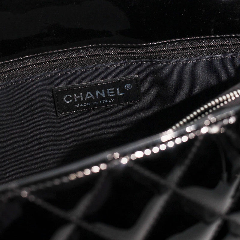 Chanel Quilted Tote Genuine
