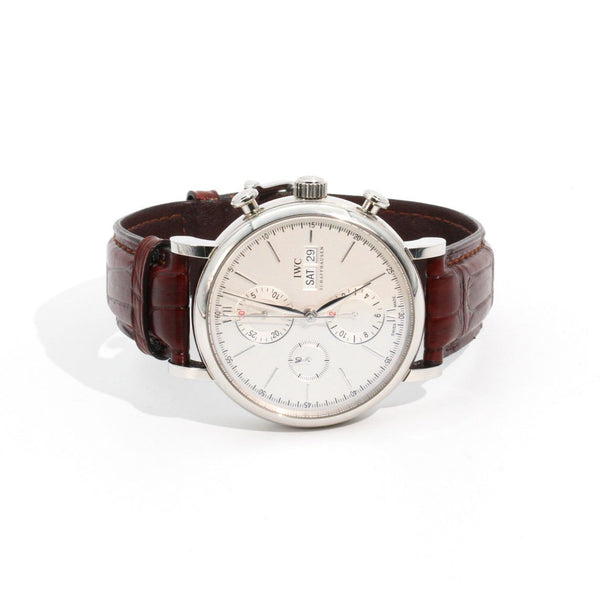 IWC Automatic Mens Watch, Second Hand