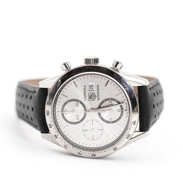 TAG Heuer Carrera Calibre 16 Imperial Jewellery - Auctions, Antique, Vintage & Estate