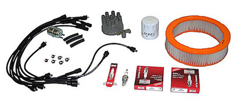 Jeep Tune Up Kits - SJ & Liberty