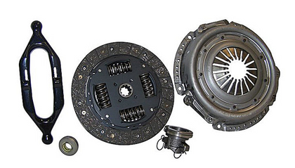 Jeep Clutch Kits - Wrangler, SJ & J-Series, CJ and Vintage Jeeps