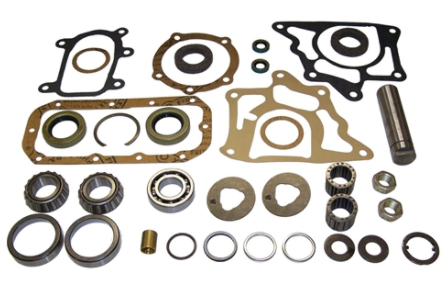 Transfer Case Master Overhaul Kit - Dana 18 (Crown D18EMASKIT)
