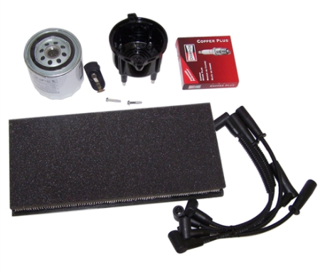 Tune Up Kit for Wrangler TJ 1999-2002 w/2.5L (Crown TK26)