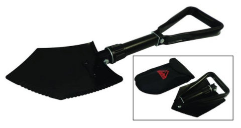 Jeep & Off-Road Heavy Duty Tri-Fold Shovel (RT Off-Road)