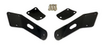 Jeep Wrangler TJ LED Light Bar Hood Bracket Set (Crown RT28082)