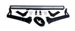 Jeep Wrangler JK 50-inch LED Light Bar & Bracket Kit (Crown RT28093)