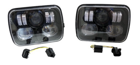 Jeep LED Headlight Set
