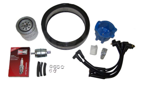 Jeep Tune Up Kit - CJ  (Crown TK28 - See product description for exact vehicle fit)