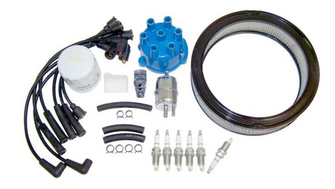 Jeep Tune Up Kit - CJ  (Crown TK29 - See product description for exact vehicle fit)