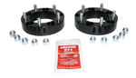"Jeep 1.5"" Wheel Spacer Set (Black-Crown RT32014)"