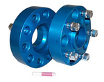 "Jeep 1.5"" Wheel Spacer Set (Blue-Crown RT32004)"