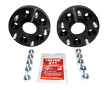 "Jeep 1.5"" Wheel Adapter Set (Black-Crown RT32010)"