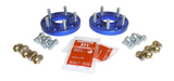 "Jeep .75"" Wheel Spacer Set (Blue-Crown RT32015)"