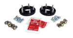"Jeep .75"" Wheel Spacer Set (Black-Crown RT32016)"