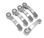 Door & Tailgate Handle Kit (Stainless - 5 pcs)