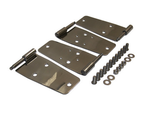 Jeep Door Hinges (Stainless)