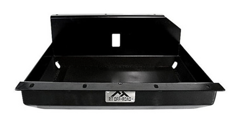Jeep Fuel Tank Skid Plate (Heavy Duty, 15-Gal. Tank) Crown# RT20039