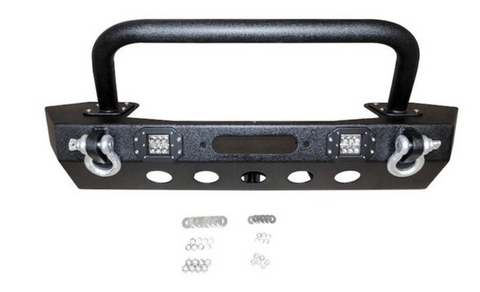Bumper (Heavy Duty Mid-Width Front) for Gladiator and Wrangler