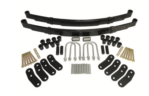 Leaf Spring Kit (Front) for Wrangler YJ