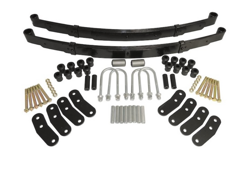 Leaf Spring Kit (Rear) for Wrangler YJ