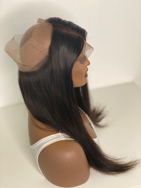 NATURAL 360 inch LACE FRONTAL