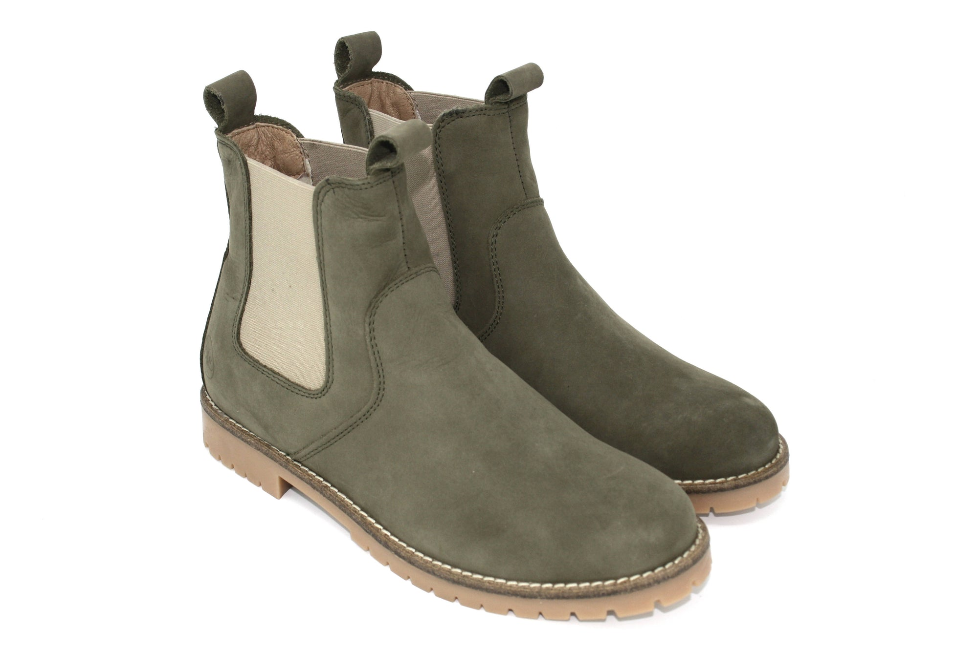 CHELSEA BOOT 2.0_winter_khaki