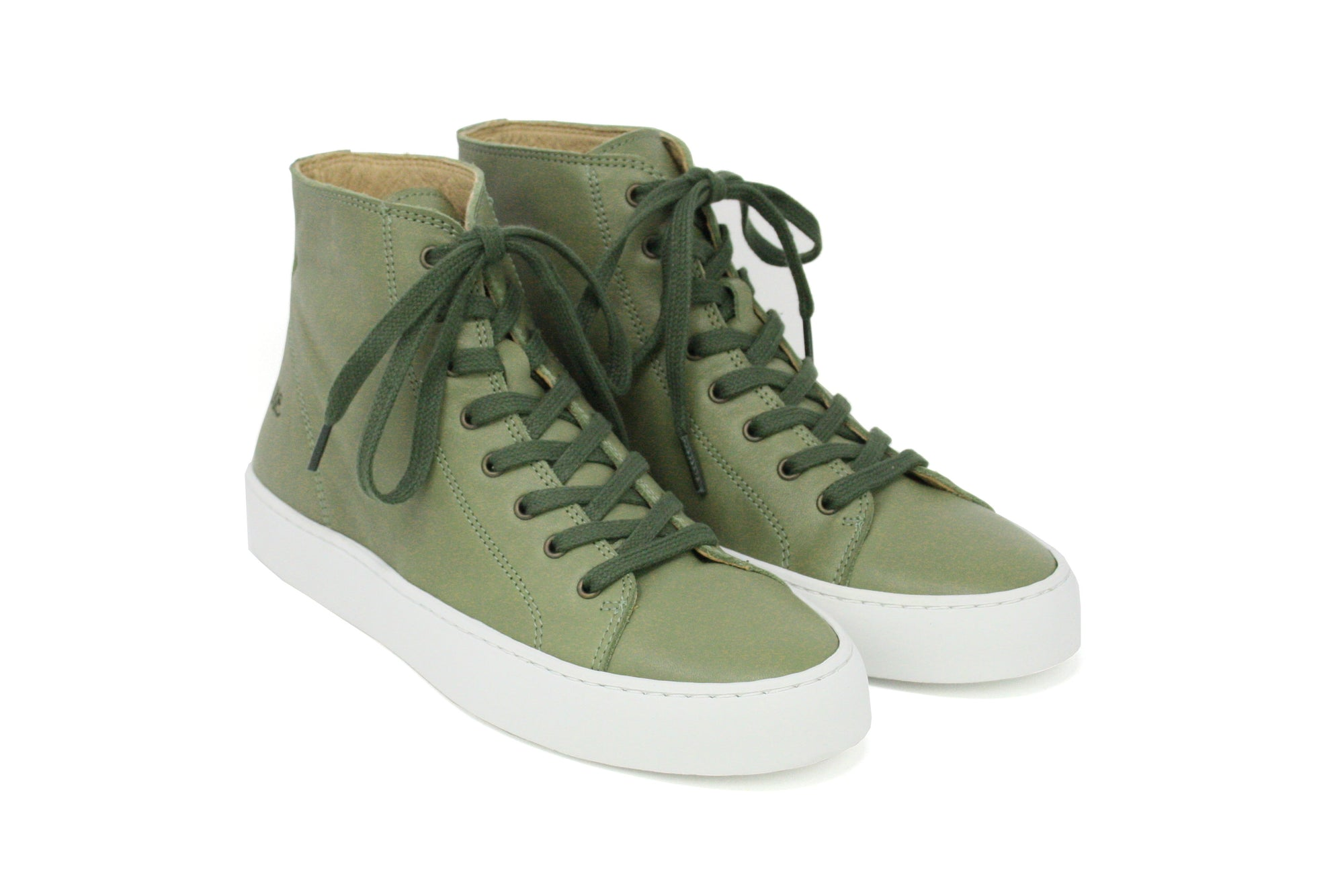SNEAKER HIGH 2.0 olive