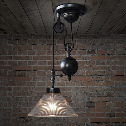 Industrial Loft Lighting Rustic Industrial For The