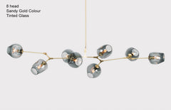 Carmen Bubble Contemporary Ceiling Pendant Light