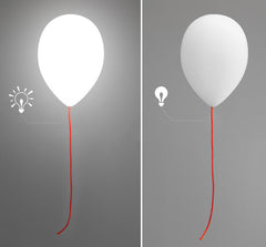 balloon light on and off