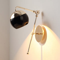 Met Wall Light Sconce - Two Tone