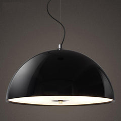 Semi Circular Staccato Pendant Light
