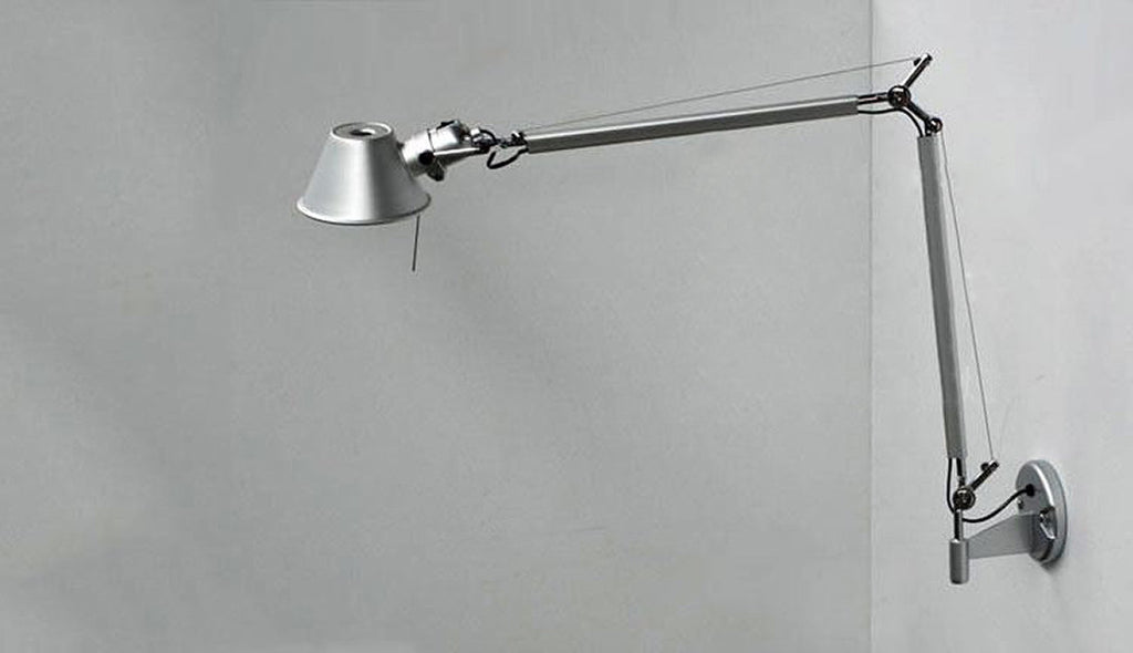 Tolomeo Replica Long Arm Wall Light Tudo And Co