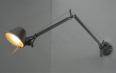Tolomeo replica wall light long arm